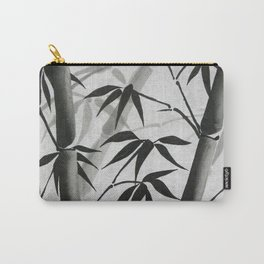 Bamboo Sumi-e Carry-All Pouch