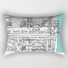 PORTO RICO IMPORT CO, NYC Rectangular Pillow