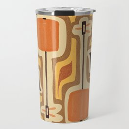 Retro Shamisen  Travel Mug