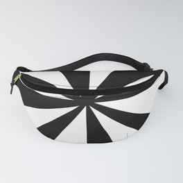 optical pattern 44 Fanny Pack
