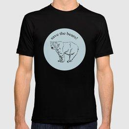Save the Bears! T-shirt