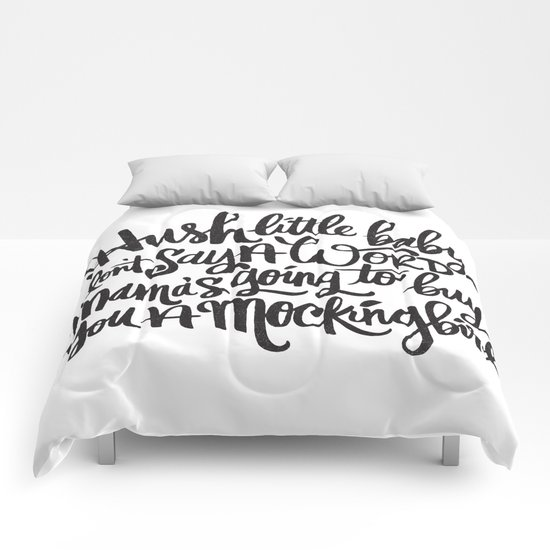 HUSH LITTLE BABY Comforters
