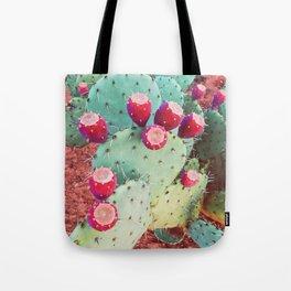 Cactus Candy Tote Bag