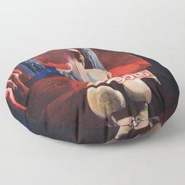 La Musa / The Muse Floor Pillow