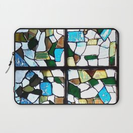 Beauty in Brokenness Andreas 1 Laptop Sleeve