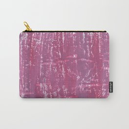 Lilac violet blurred wash drawing Carry-All Pouch
