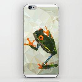 Treefrog iPhone Skin