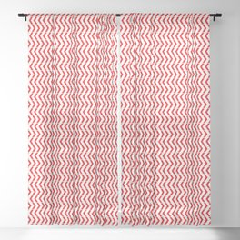 Play Red Sheer Curtain