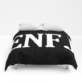 ENFJ Personality Type Comforters