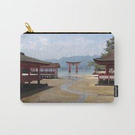 Itsukushima Shrine - Greg Katz Carry-All Pouch