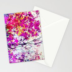 Autumn 5 X Stationery Cards