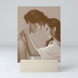 Sherlolly - Dawn Mini Art Print