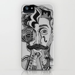 señor syncopation iPhone Case