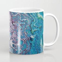 Fluid Geode Coffee Mug