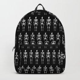 White Skeletons Backpack