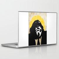 monkey Laptop & iPad Skins featuring Monkey  by Stefuta