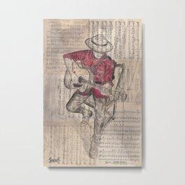 Serenade Metal Print