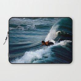 Sports Surfer Girl3 Surf City USA Laptop Sleeve