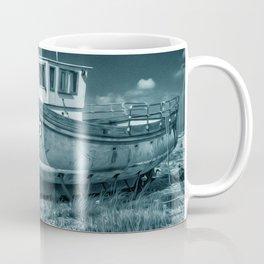 Dungeness And Boat Coffee Mug