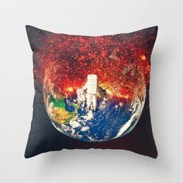 How To Get Home Throw Pillow