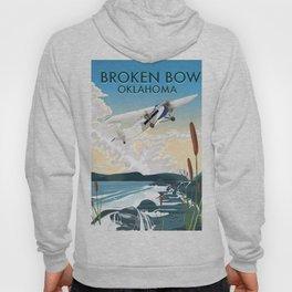 Broken Bow Oklahoma Hoody