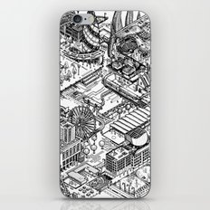ARUP Fantasy Architecture iPhone & iPod Skin