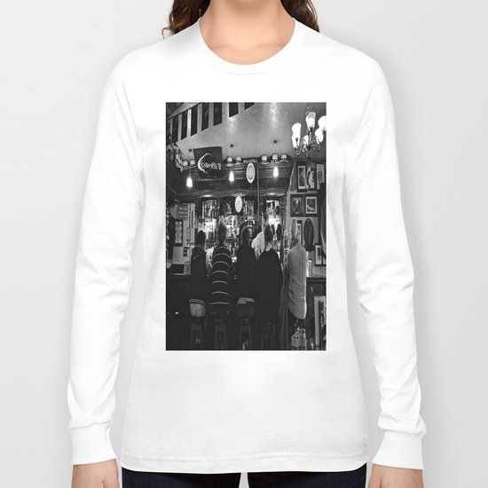 At the Pub Long Sleeve T-shirt