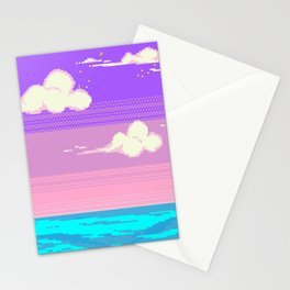 S k y Stationery Cards