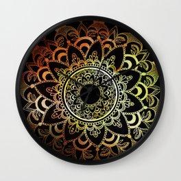 Rastadala Wall Clock