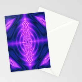 Thought Nexus Abstract Stationery Cards