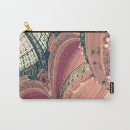 Paris, Galleries Lafayette Carry-All Pouch