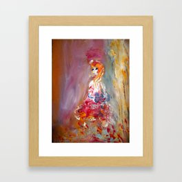 mmm, Me! Framed Art Print