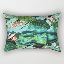 Florida Style Rectangular Pillow