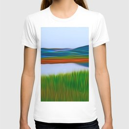 Over the Lake T-shirt