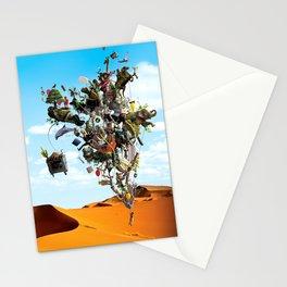 Surreal artwork Stationery Cards