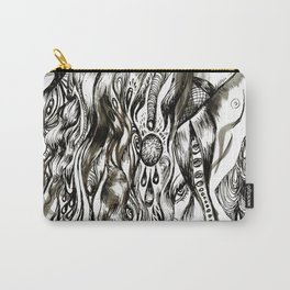 Celestial Shivers Carry-All Pouch