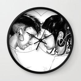 - VENN - Wall Clock