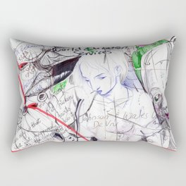Pompei Rectangular Pillow