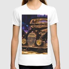 Vintage 1937 Talbot Lago T150-C SS Coupé aérodynamique 'Goutte d'Eau' T-shirt