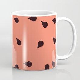 SCATTERED WATERMELON Coffee Mug