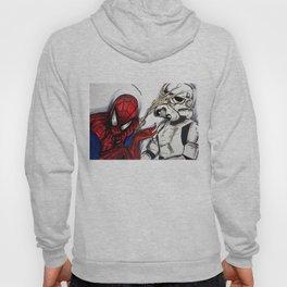 spider trooper fight  Hoody