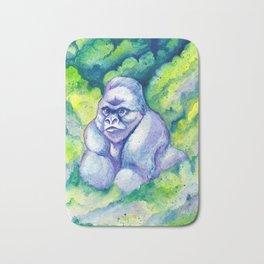 Mountain Gorilla Bath Mat