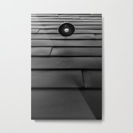 Light Searching Metal Print