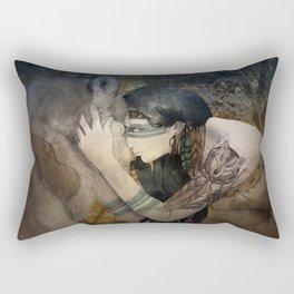 Totem Rectangular Pillow
