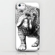 English Bulldog Slim Case iPhone 5c