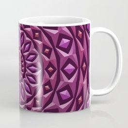 Carved in Stone Mandala Coffee Mug