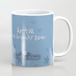 Artie the Grumpy Bear Coffee Mug