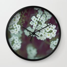 Remember Me Wall Clock