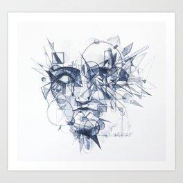 Complicate Art Print