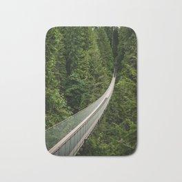 Capilano Suspension Bridge Bath Mat